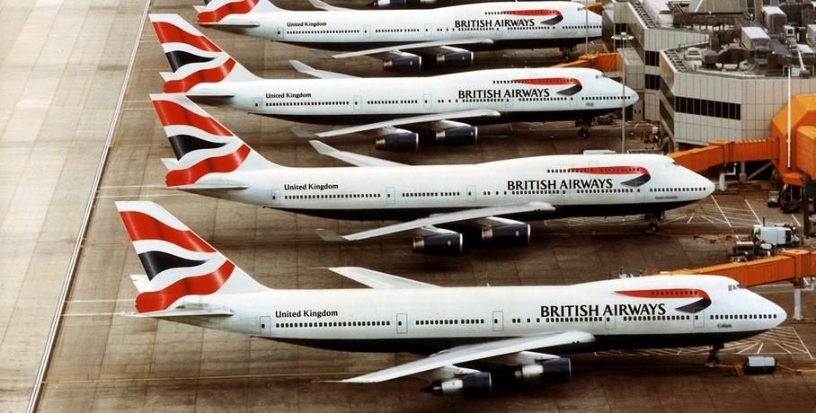 British Airways из-за пандемии коронавируса досрочно прекратила эксплуат...