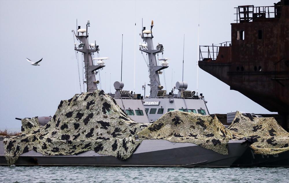 РФ угробила украинские корабли. Поснимали даже розетки и унитазы, – командующий ВМСУ