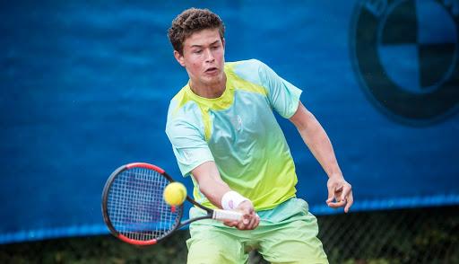 Украинский теннисист Эрик Ваншельбойм выиграл престижный турнир в Испани...