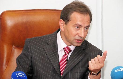 Томенко: в парламенте создается новое антиправительственное большинство