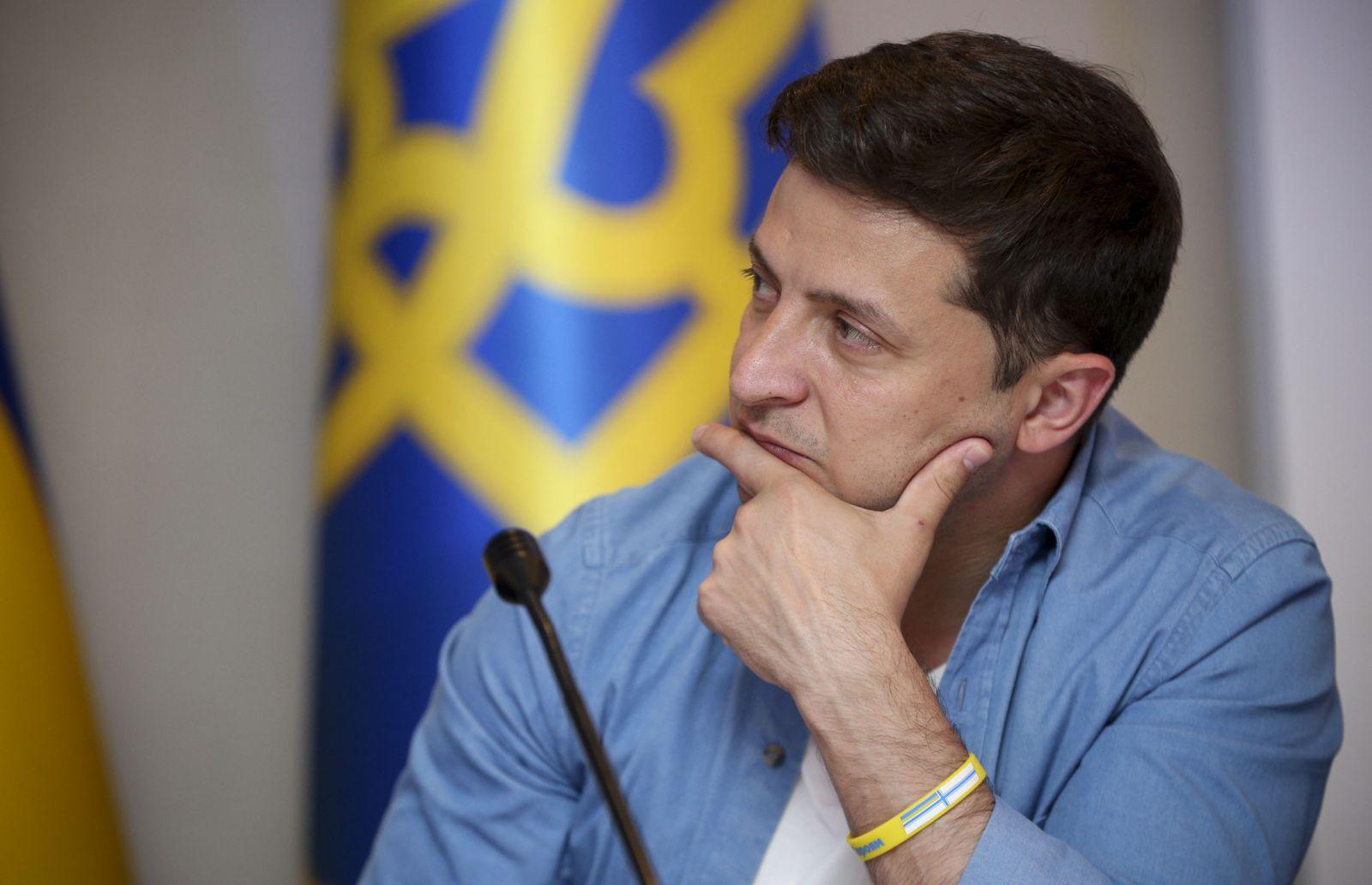 Комитет Рады рекомендовал Раде рассмотреть законопроект Зеленского об им...