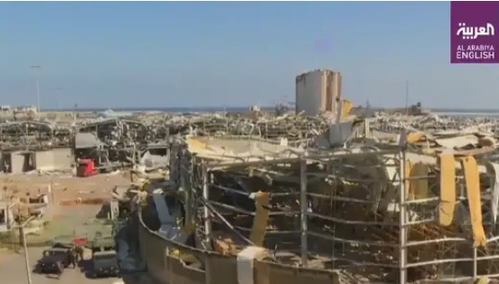 Взрыв в Бейруте: более 60 человек пропали без вести