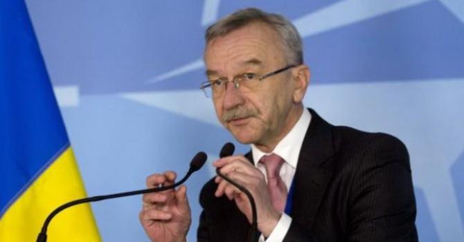 Посол Украины в Грузии Игорь Долгов устроил демарш российскому депутату