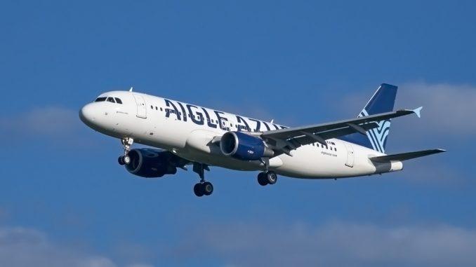 Французская авиакомпания Aigle Azur объявила о запуске рейсов Париж-Киев
