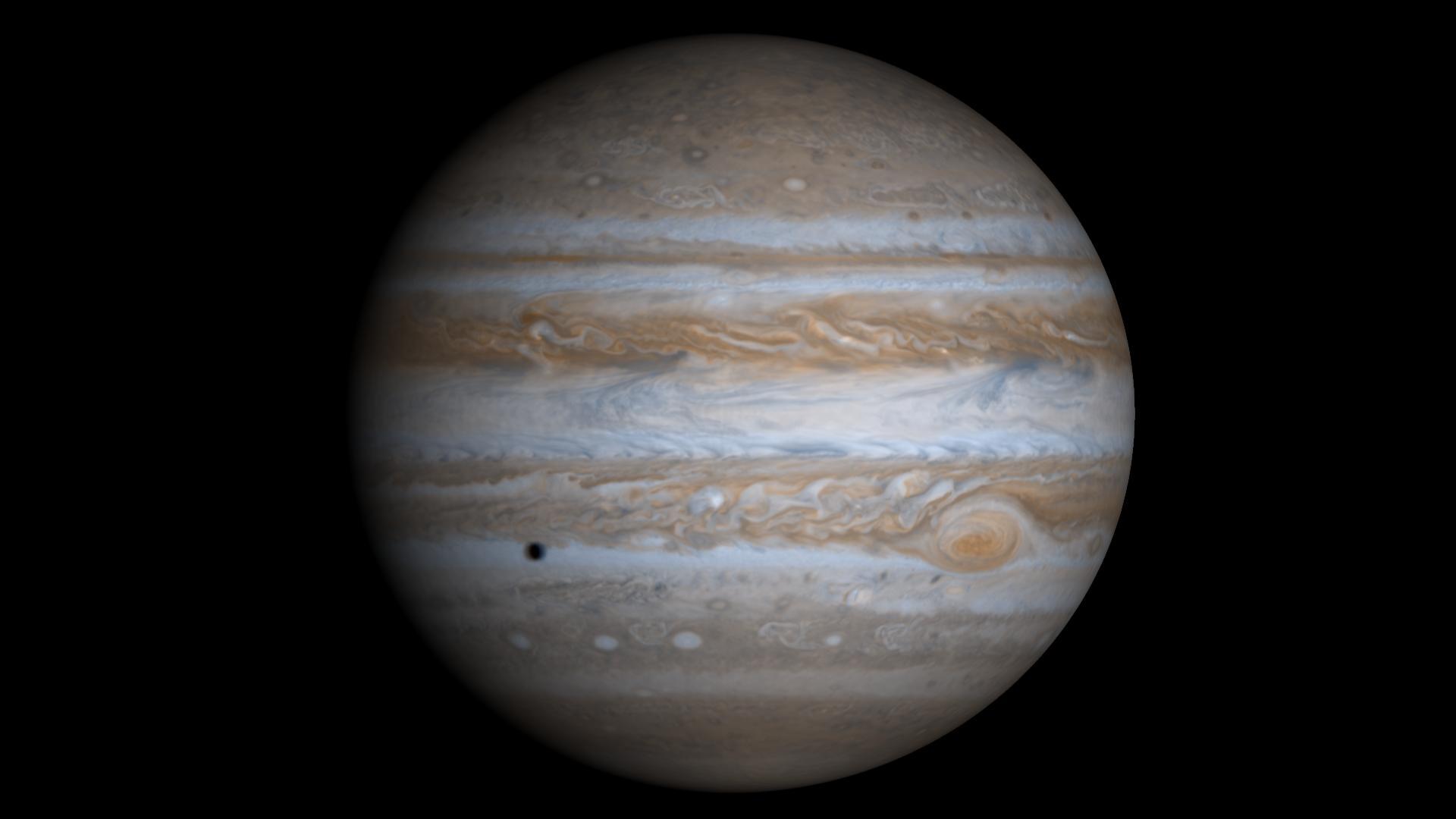 "NASA: ""Юнона"" рекордно приблизилась к Юпитеру"