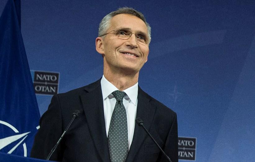 Столтенберг пригласил Зеленского в штаб-квартиру НАТО