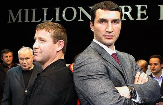 Султан Ибрагимов: Очередь на Кличко занята на три года вперед