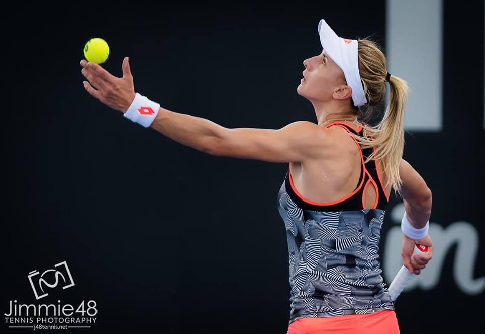 Украинка Цуренко проиграла в финале турнира в Брисбене