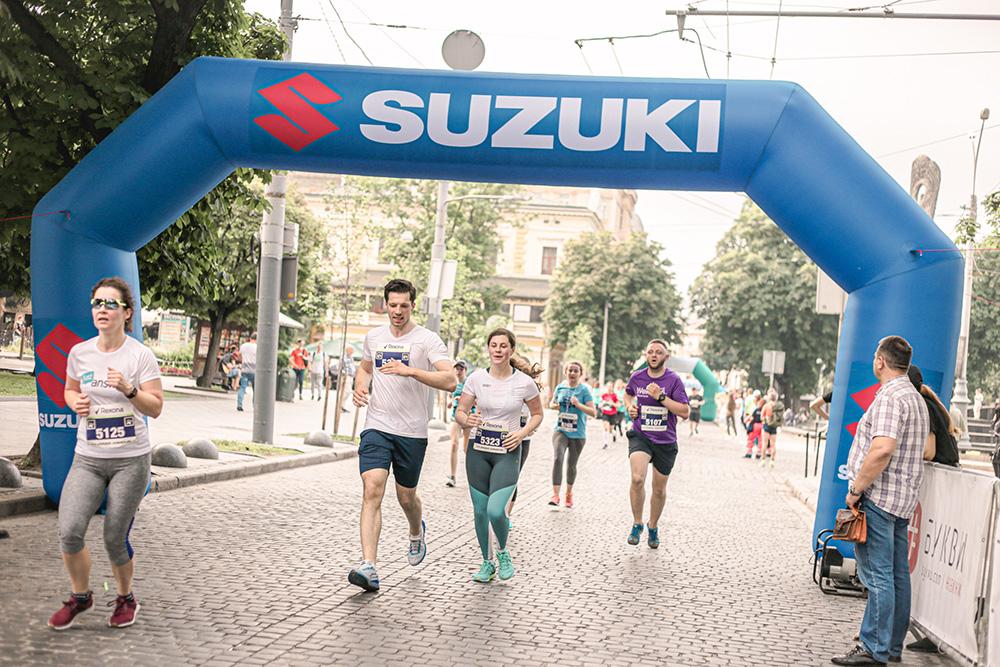 4th Molokiya Lviv Half Marathon ознаменовался рекордами трассы и рекордн...