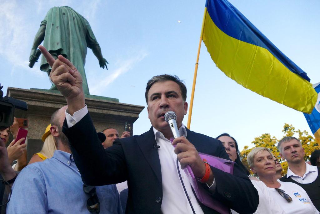 Второе пришествие. Зачем Саакашвили возвращают в украинскую политику
