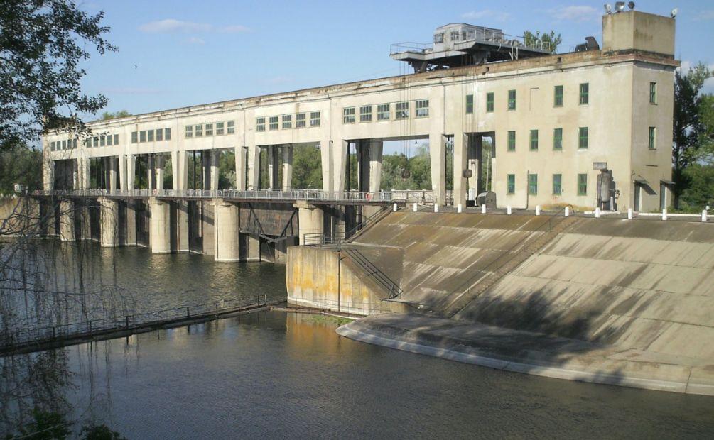 Остановлена работа Донецкой фильтровальной станции