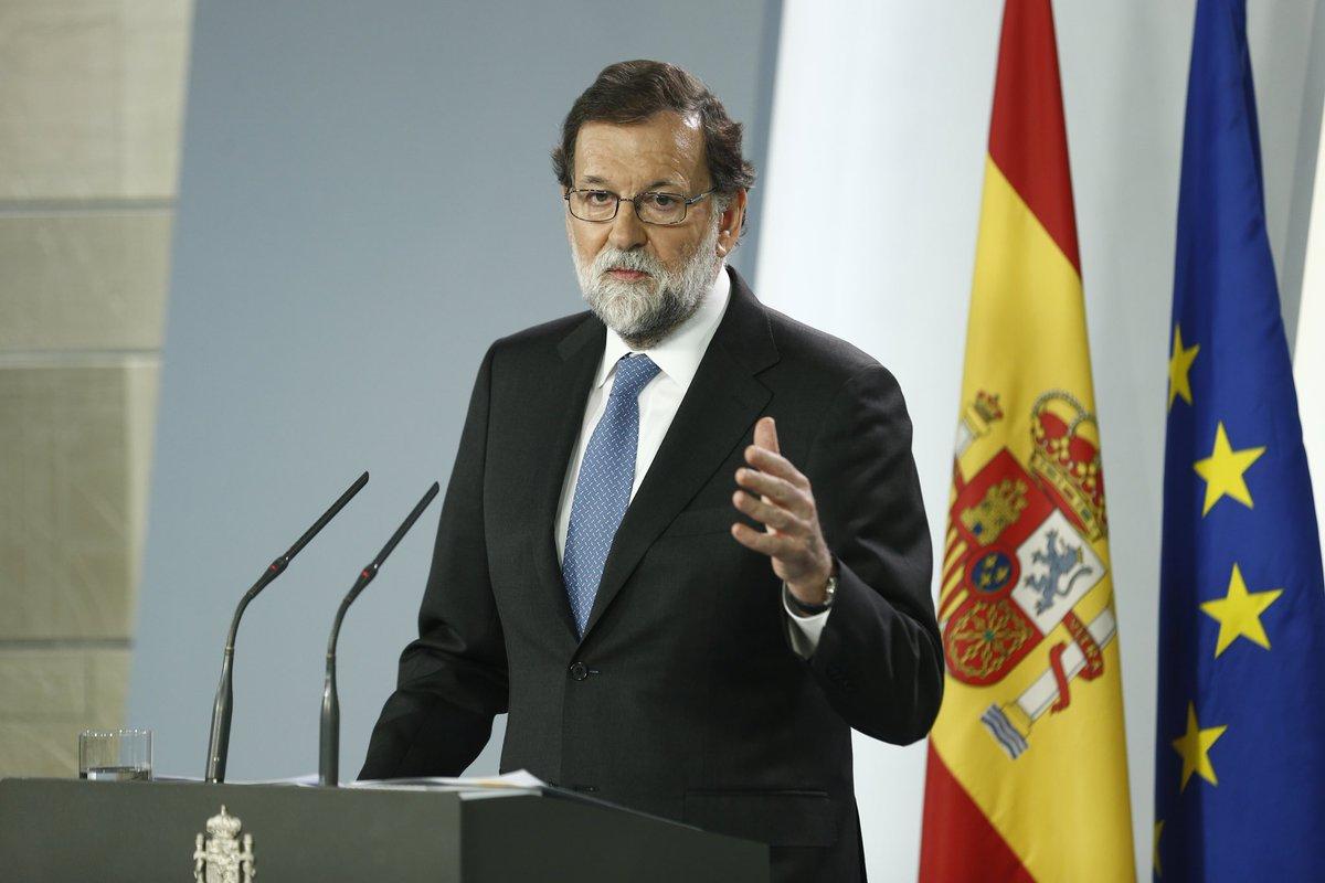Парламент и правительство Каталонии распущены