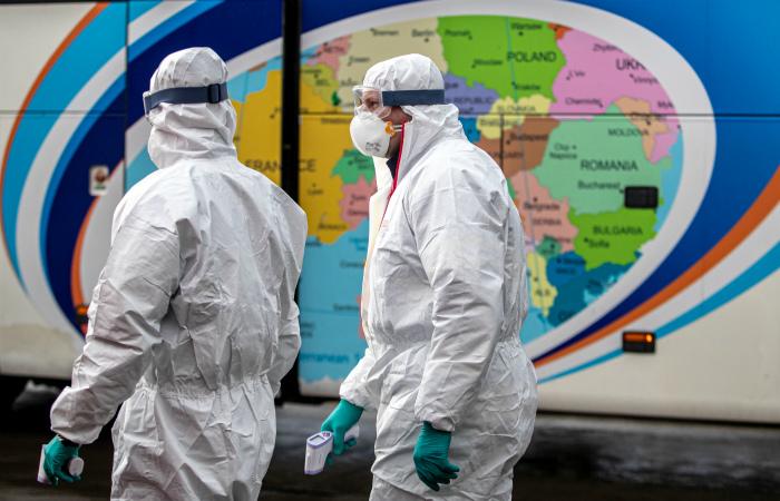 Количество инфицированных COVID-19 вмире превысило 40 млн (карта)