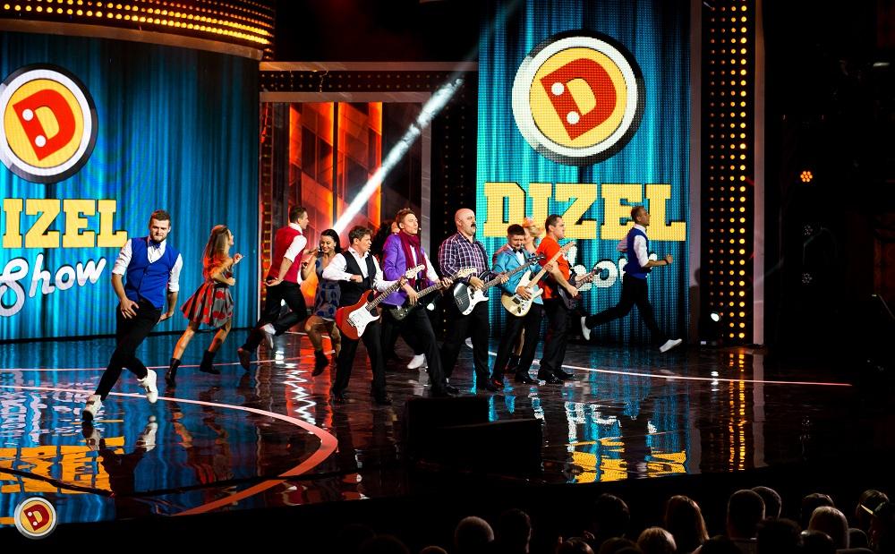 2 сентября на ICTV стартуют новые концерты «Дизель Шоу»