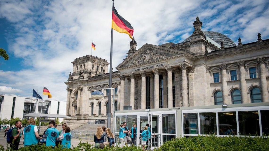 За хакерские атаки на Бундестаг будут введены санкции, - журналист