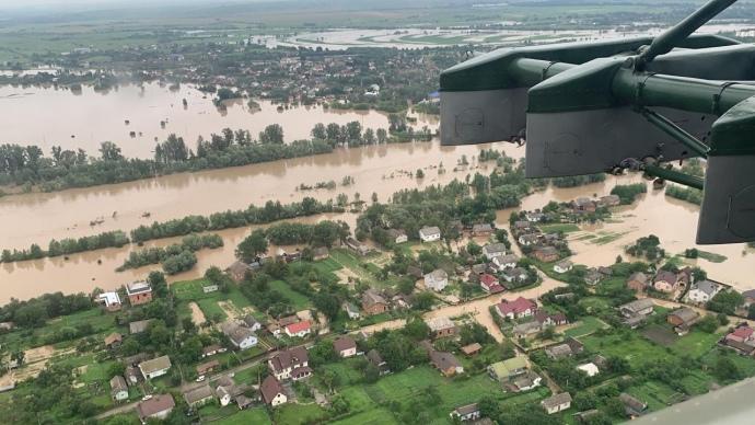 Для восстановления электросетей после наводнения нужны большие вложения,...
