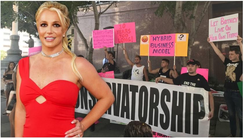 Без права на деньги и личную жизнь. Почему Бритни Спирс не принадлежит с...