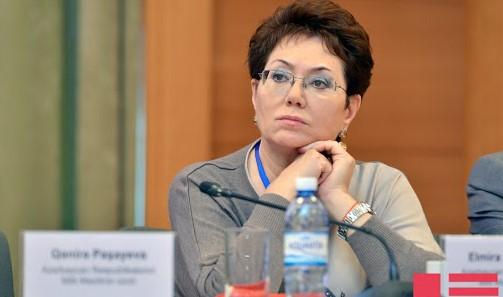 Посол Азербайджана поблагодарила Украину за поддержку в конфликте с Арме...