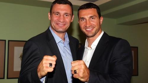Три поединка братьев Кличко вошли в топ-50 за всю историю бокса