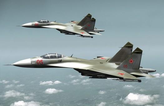 В небе над Балтикой был инцидент между натовскими и российскими летчикам...