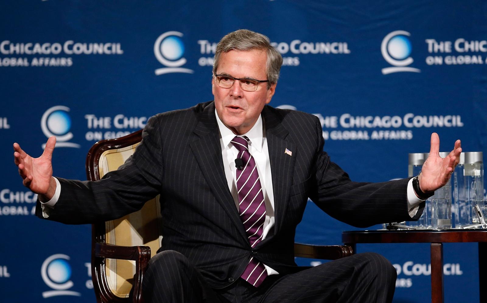 Ещё один из рода Бушей