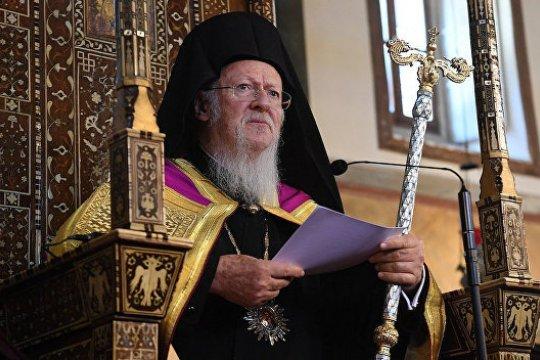 Патриарх Варфоломей приедет на празднование 30-летия независимости Украины, – депутат