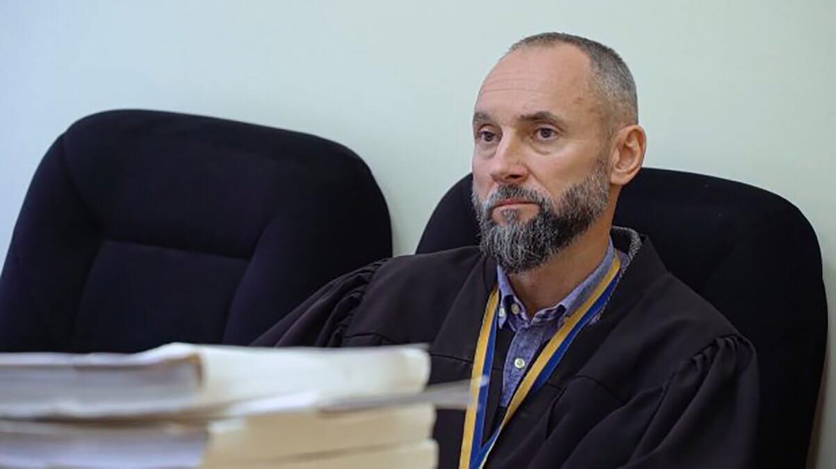 фото, Игорь Качур, судья Окружного административного суда Киева