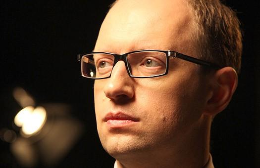 Яценюк встал во главе партии и получил гаечный ключ