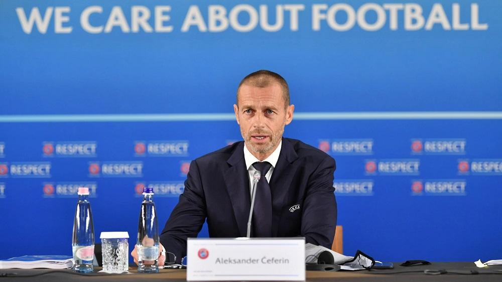 Исполком УЕФА определил основные даты футбольного календаря 2021 года и...