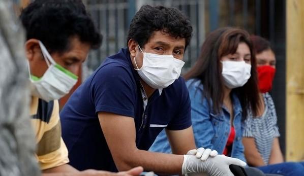 В Перу мужчинам и женщинам запретили выходить на улицу в один день