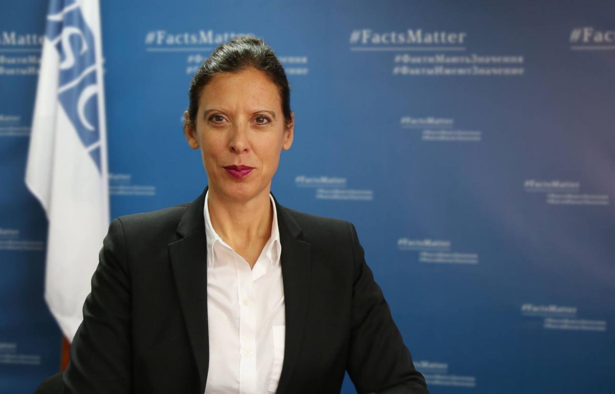 В СММ ОБСЕ назначили нового заместителя главы миссии