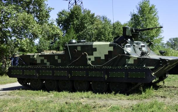 БТР-50 после модернизации прошел испытания