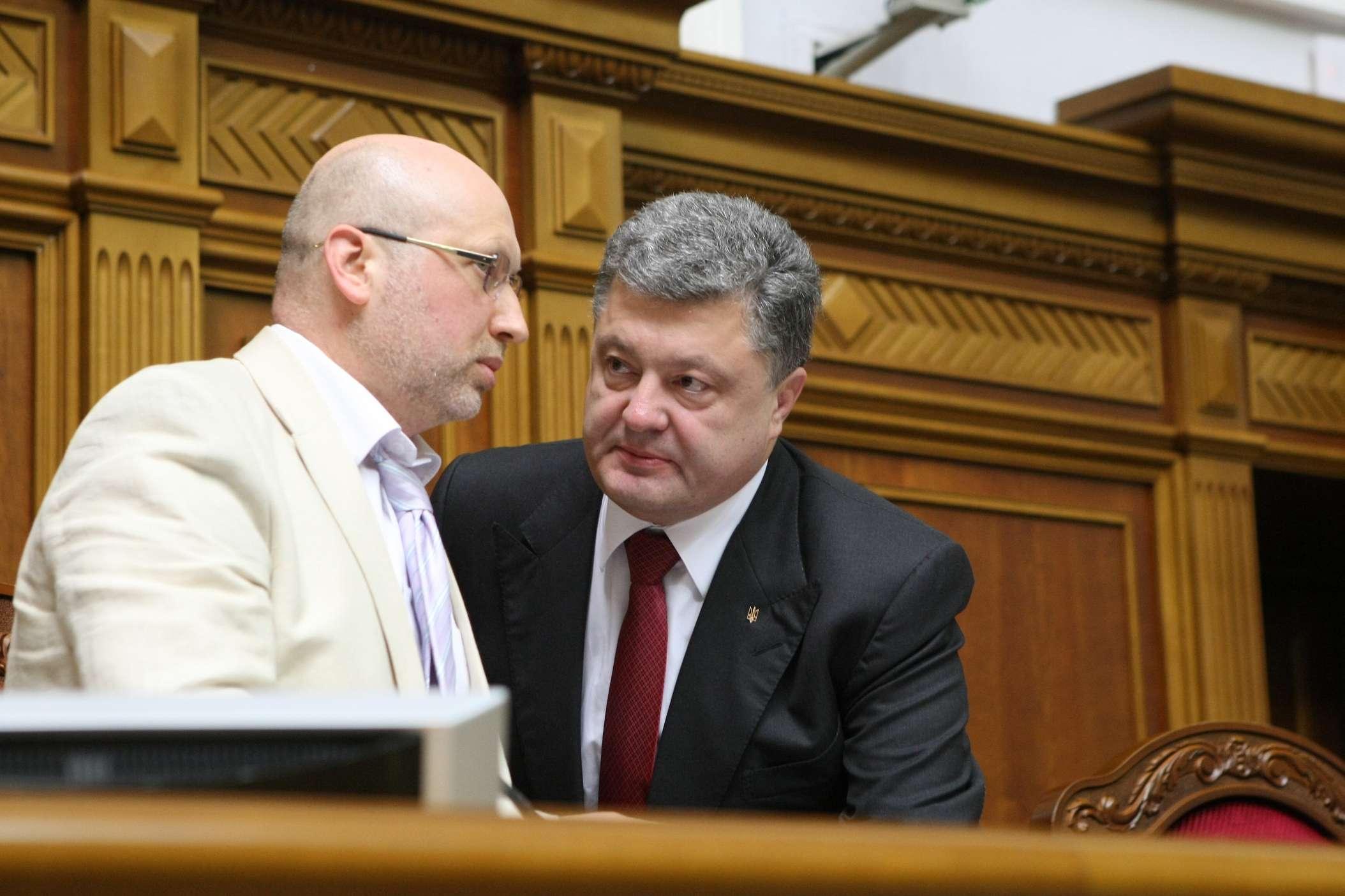 """В ОПЗЖ требуют расследовать действия Турчинова и Порошенко, """"скрывших"""" з..."""