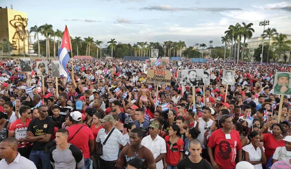 На Кубе запретят называть улицы и ставить памятники Фиделю Кастро