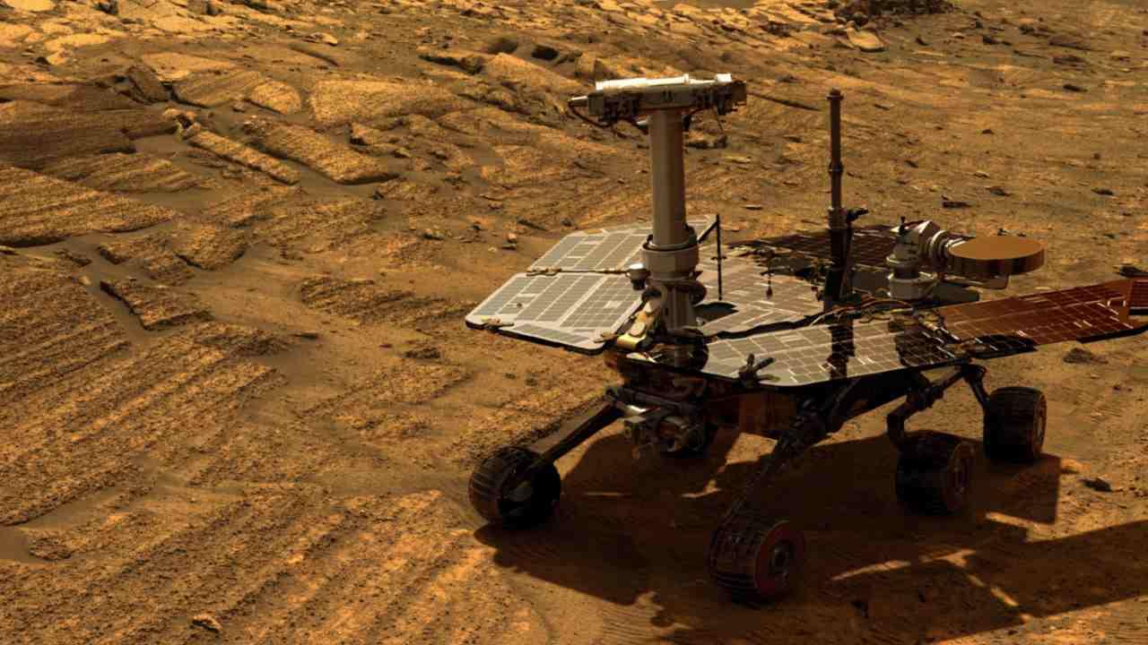 """NASA рассказало, что случится с """"телом"""" Opportunity"""