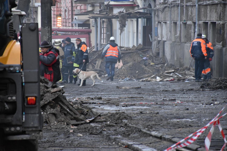 Пожар в Одесском колледже: Количество жертв возросло до четырех