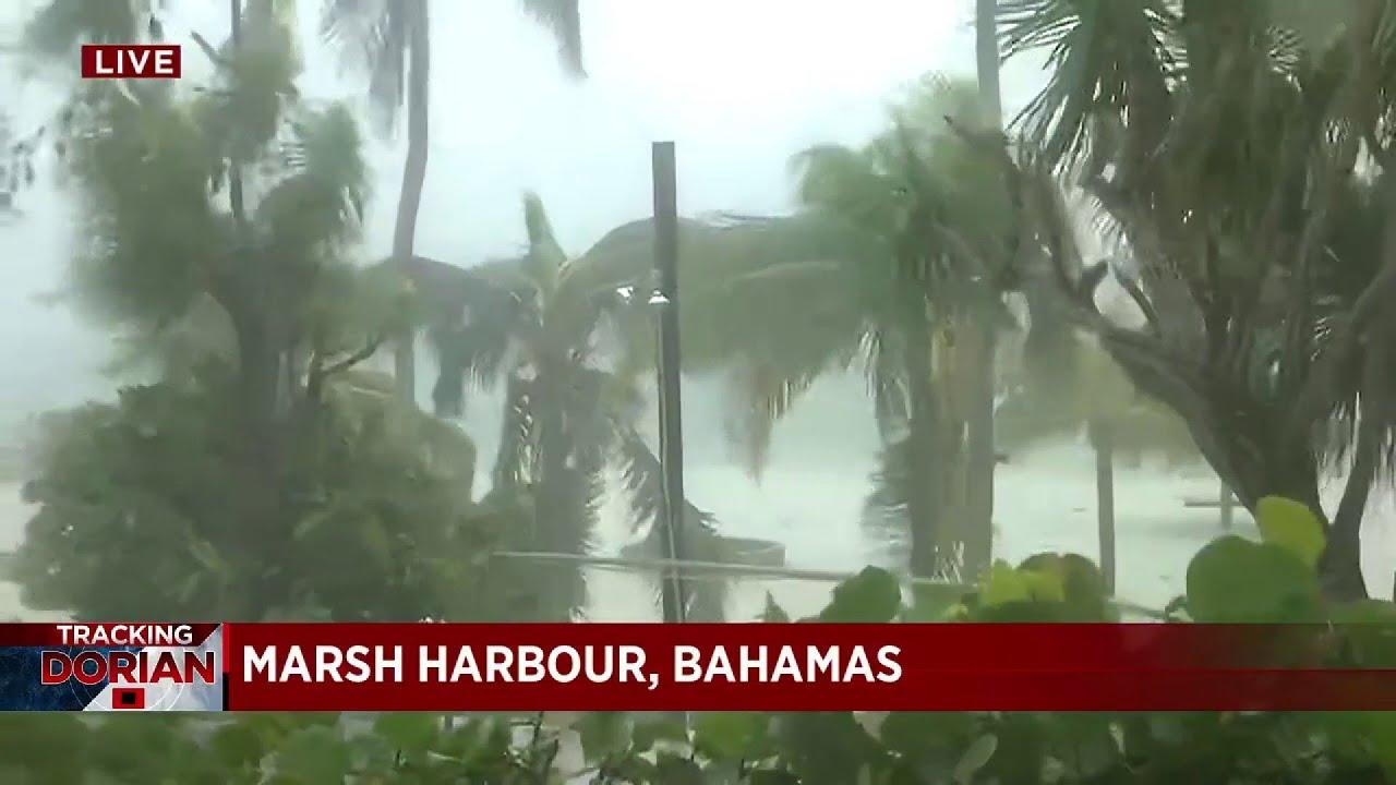 "Ураган ""Дориан"" ударил по Багамам: вода поднималась до 7 метров, а скоро..."