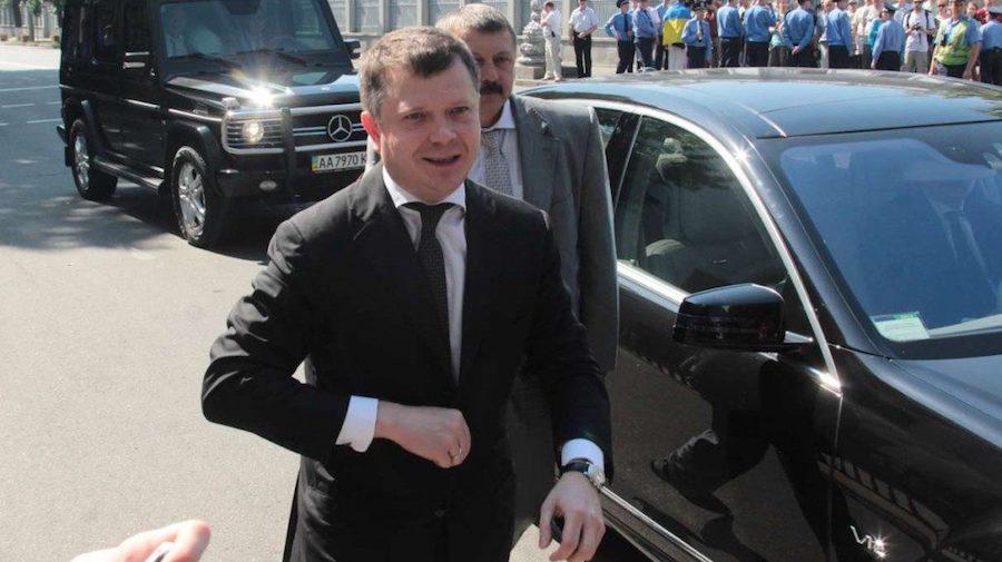 Печерский суд повторно разрешил арестовать Константина Жеваго