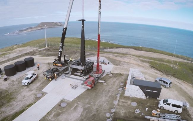 В Новой Зеландии появился первый в мире частный космодром