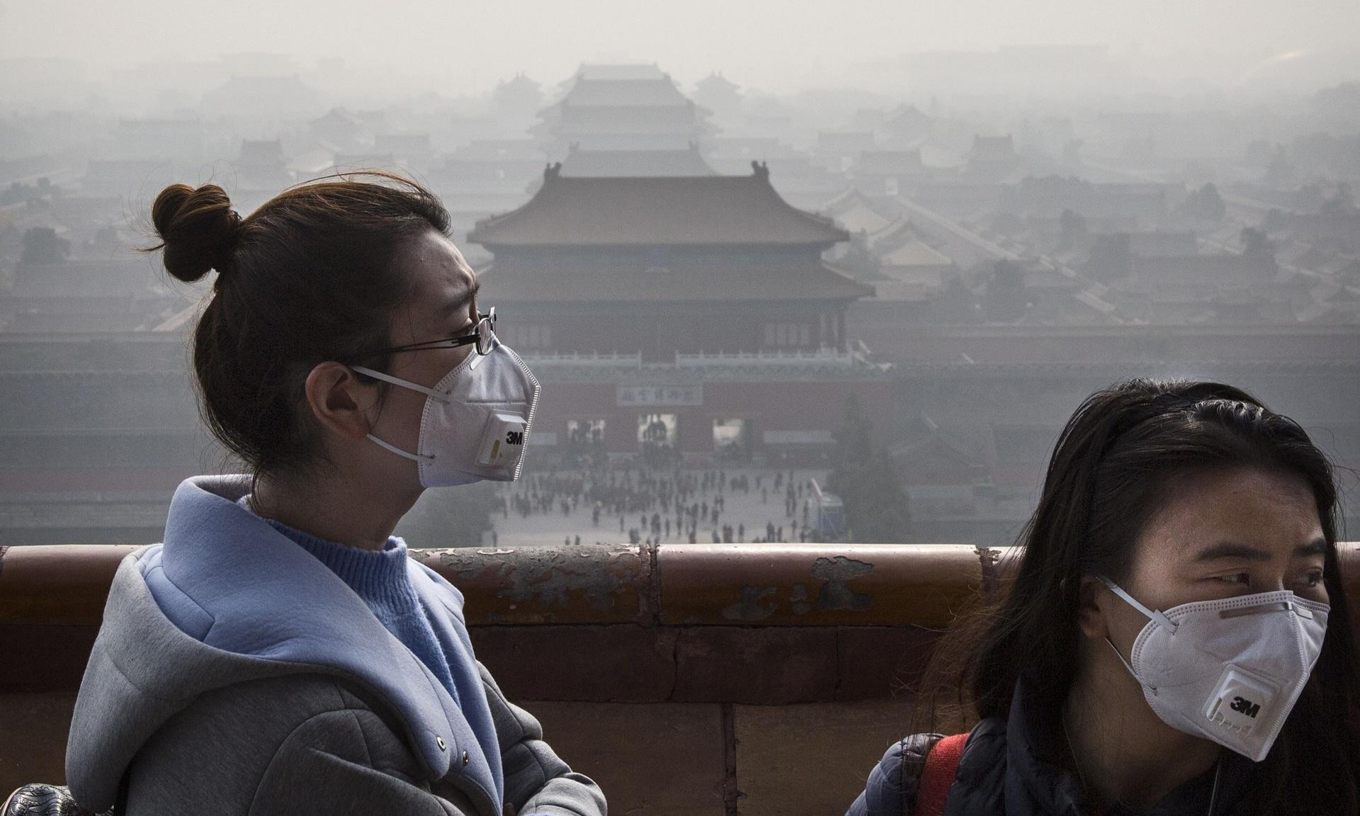 К 2060 году от загрязнения воздуха умрут 200 млн человек, – доклад