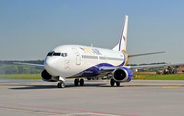 Авиакомпании YanAir возобновили разрешение на полеты