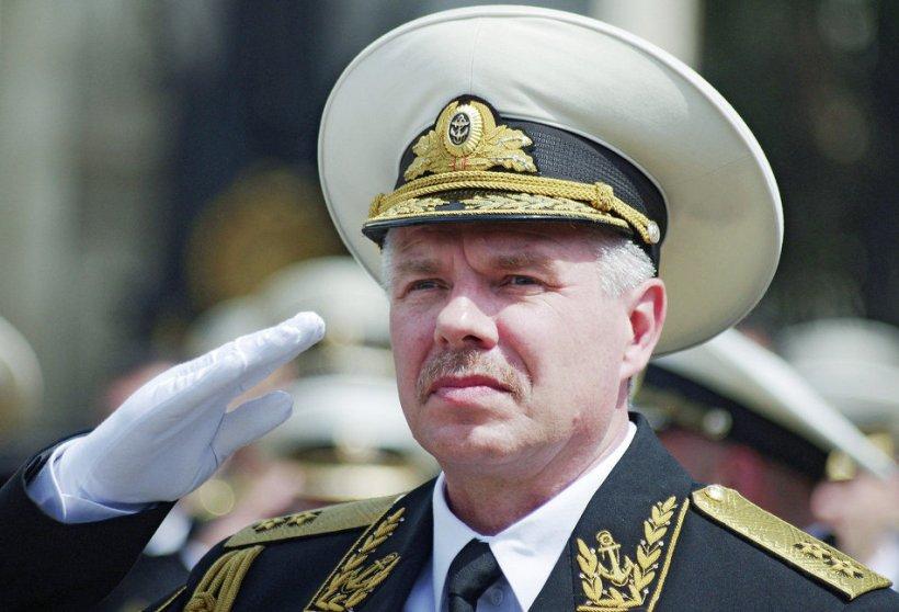 Генпрокуратура снова пытается вызвать на допрос командующего ЧФ РФ