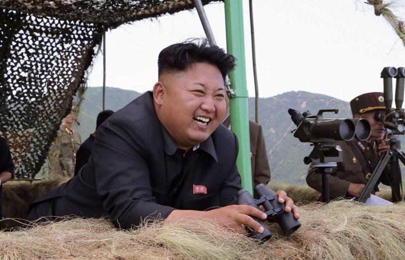 Ким Чен Ын тайно приехал в Китай, - СМИ