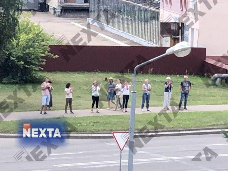 Забастовки в Беларуси (обновляется)