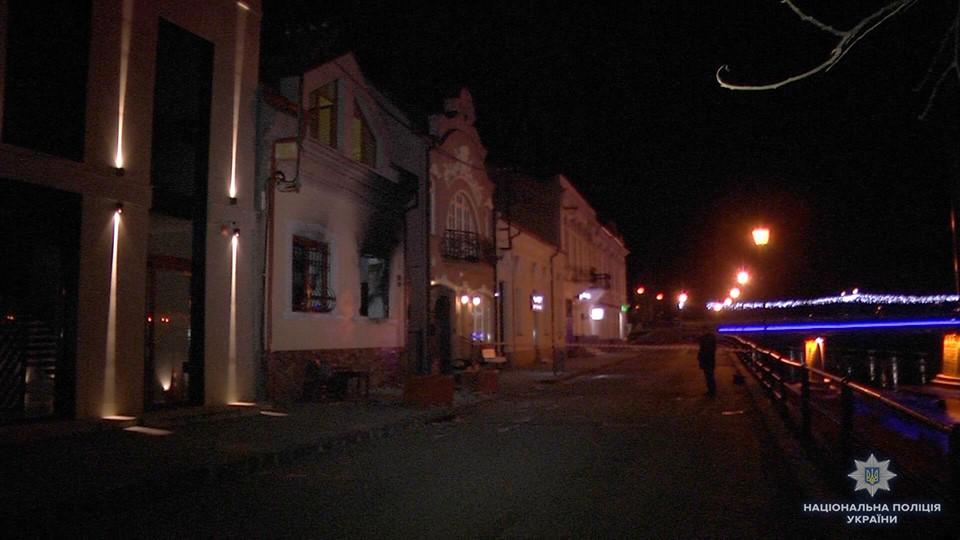В Ужгороде снова пытались поджечь офис закарпатских венгров