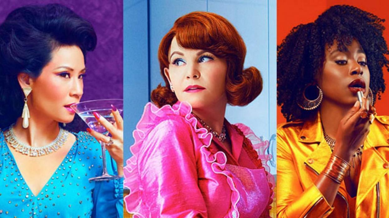 """Три героини и три эпохи: появился трейлер сериала  """"Почему женщины убива..."""
