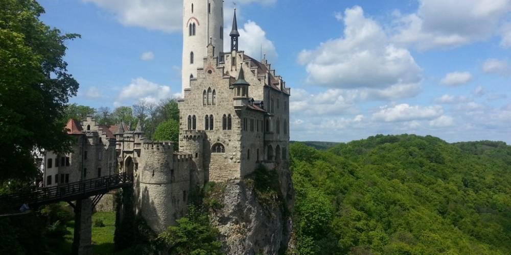 Лихтенштейн заявил претензию на территорию Чехии, в десять раз превышающ...