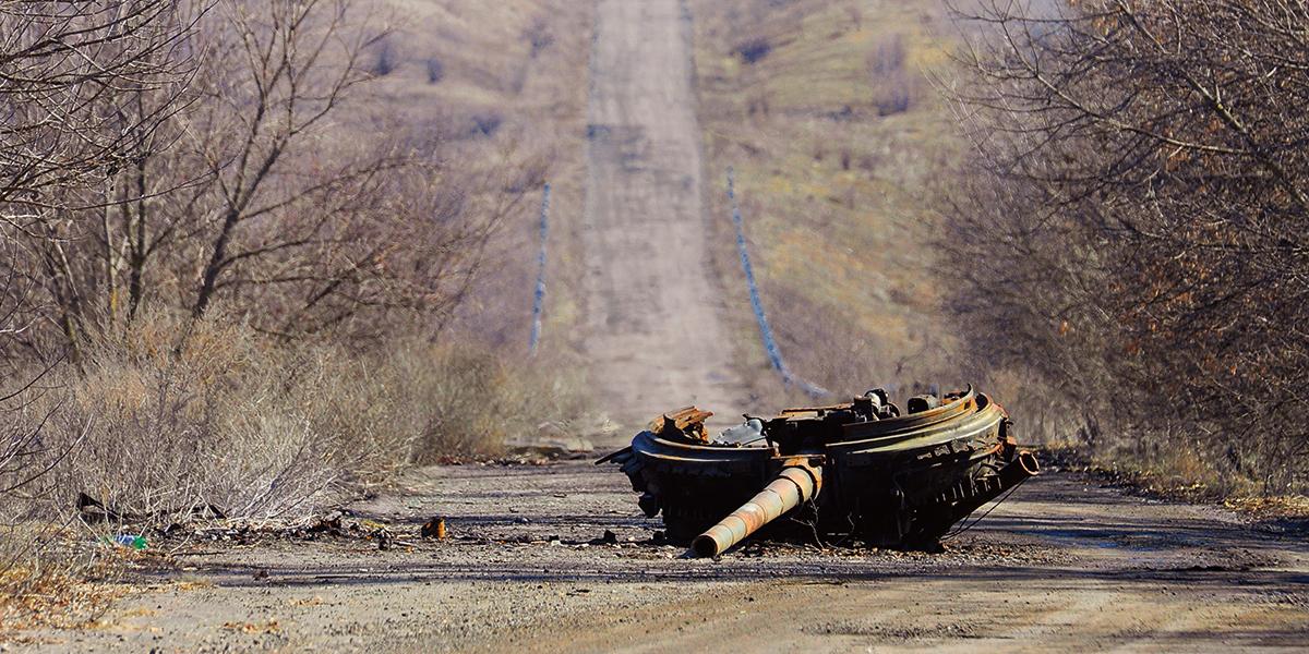 Война на всех фронтах. Главные политические итоги года в Украине