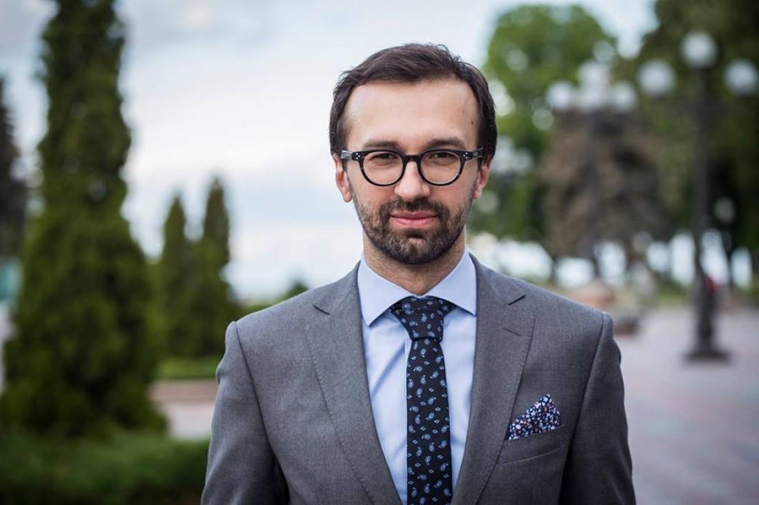 """Лещенко не обижается на """"Слугу народа"""" и думает баллотироваться как само..."""