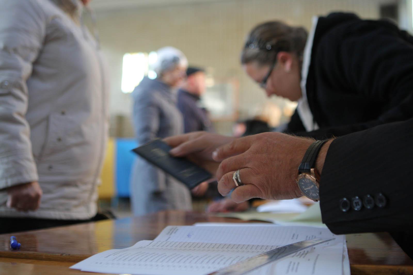 В полицию поступило 649 сообщений о нарушениях на выборах, – Нацполиция